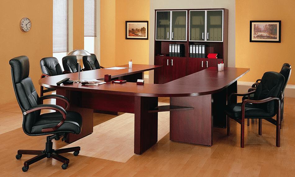 Перетяжка офисной мебели