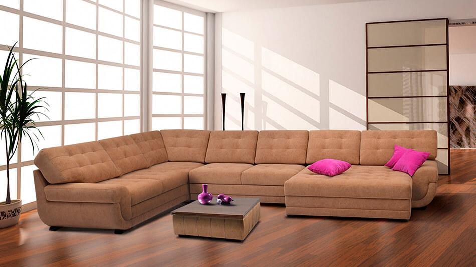 Ремонт мягкой мебели в НЕкрасовке